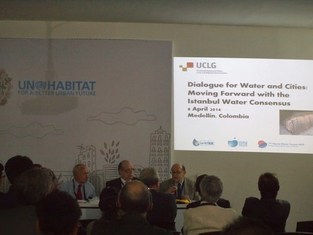 UCLG Dialogue session on Water and Cities