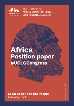 Africa's position paper
