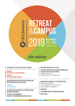 Retreat and campus 2018