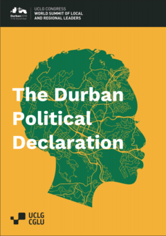 The Durban Political Declaration