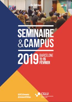 Seminaire & Campus 2019