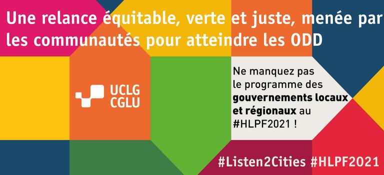 HLPF 2021 Agenda FR