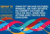 Maires et acteurs culturels se réunissent à Izmir et virtuellement pour le lancement official du 4ème Sommet Culture de CGLU