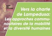 Cities Are Listening - Vers la charte de Lampedusa