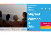MC2CM y CGLU-CISDPDH acogen una sesión sobre las mujeres migrantes en las ciudades
