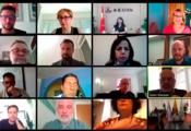 La solidaridad entra en escena en la reunión del Grupo de Trabajo de Prevención y Gestión Territorial de Crisis de CGLU