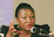 Mayor Celestine Ketcha Courtès