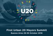 Urban 20 Mayors Summit: Urban issues reaching the G20 agenda
