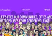Un llamamiento a afrontar la violencia contra las mujeres y las niñas en los espacios urbanos