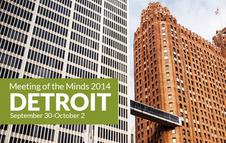 Meeting of the minds 2014