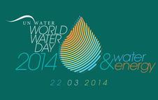 World Water Day logo 2014