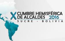 X Cumbre Hemisférica de alcaldes